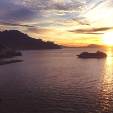Sorento tour Amalfi Coast with dinner sunset